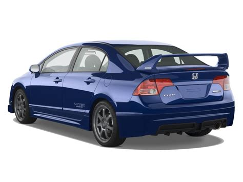 Civic Si 4 Door by Image 2008 Honda Civic Sedan 4 Door Si Mugen Angular