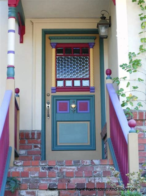 Painting Exterior Doors Ideas Small Porch Designs Can Appeal