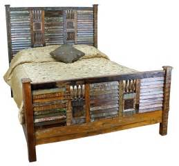 rustic furniture mexicali rustic wood bed set furniture mexican rustic