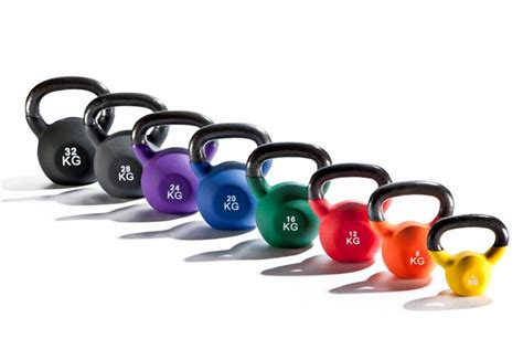 neoprene kettlebell set chandler sports
