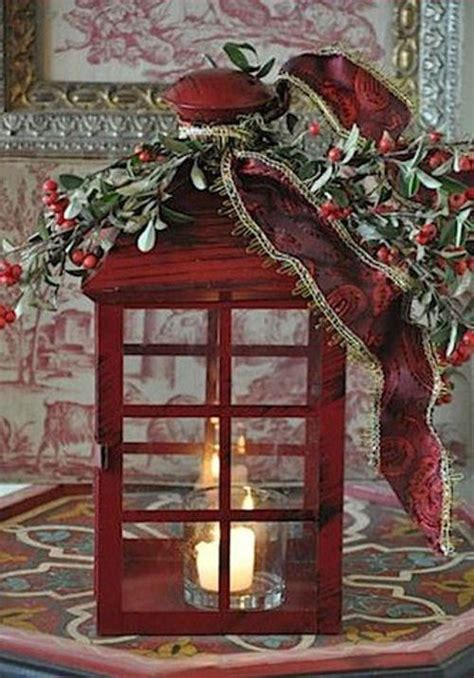 great way to decorate the lanterns christmas pinterest
