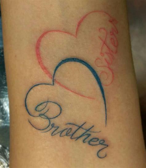 17 meilleures id 233 es 224 propos de tatouages fr 232 re soeur sur