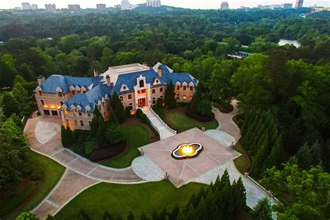 Tyler Perry S Atlanta Home Just Broke Real Estate Records Photos Architectural Digest