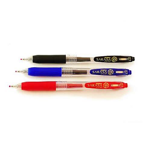 Zebra Gel Pen Sarasa Clip 0 7 pen zebra sarasa 0 7 with clip