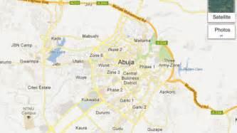 Online Building Map Maker nigerian volunteers google map their capital despite some