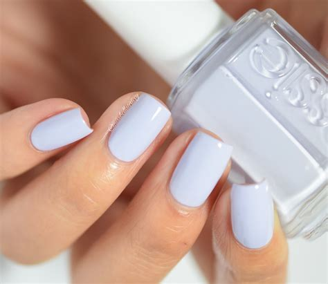 winter nail color missbellatracey essie snow winter 2015