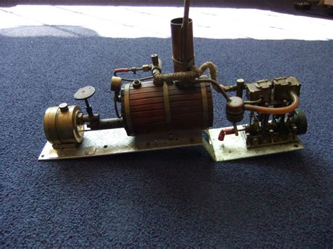 model boats steam engines unknown manufactured steam engine model boats