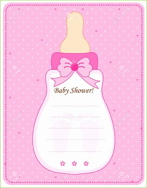 Free Baby Shower by Baby Shower Invitations For Templates Choice Image