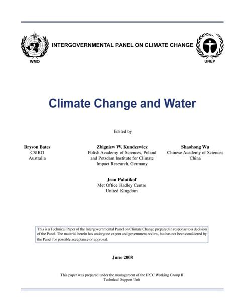 Unt Mba Reviews by Global Warming Research Paper Title