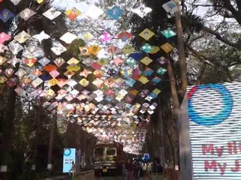 themes for college techfest kite decoration at iitb techfest youtube