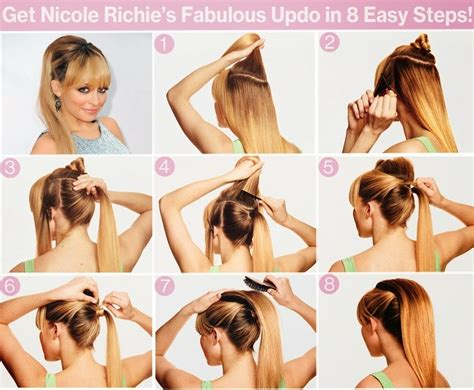 easy hairstyles at home for short hair easy to do hairstyles for short hair at home hair style
