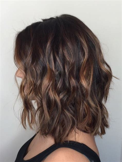 mechas balayage cabello corto mechas balayage para morenas fotos e ideas en tendencia