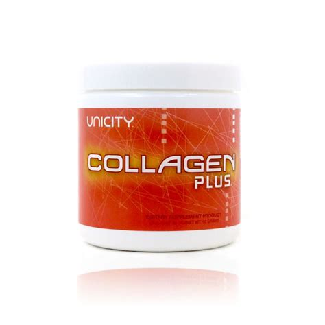 Collagen Plus what s so special about unicity s collagen plus it s fish collagen not collagen plus