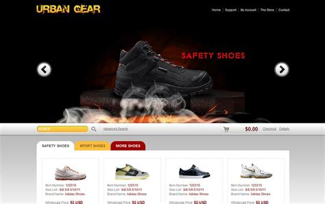 ecommerce html templates 6 ecommerce html5 templates website