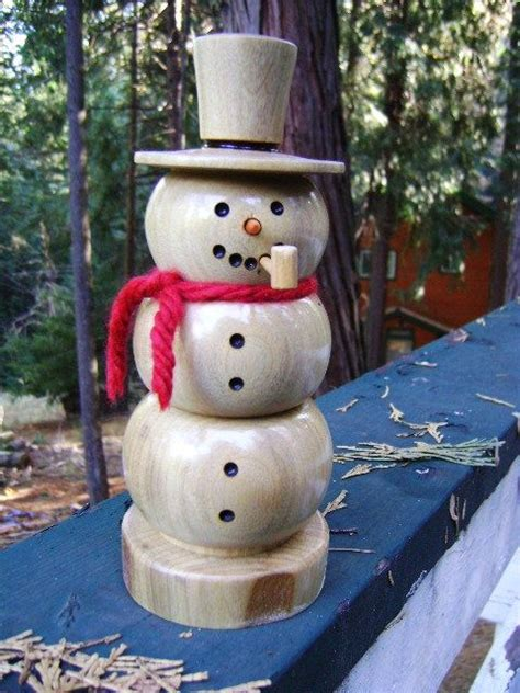 Wood Lathe Christmas Projects