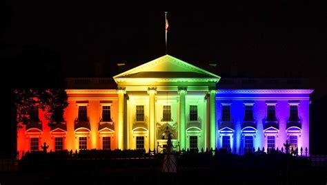 rainbow white house washington dc photograph by brendan