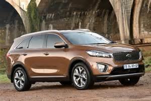 new kia car prices kia introduces new sorento flagship with nav cars co za