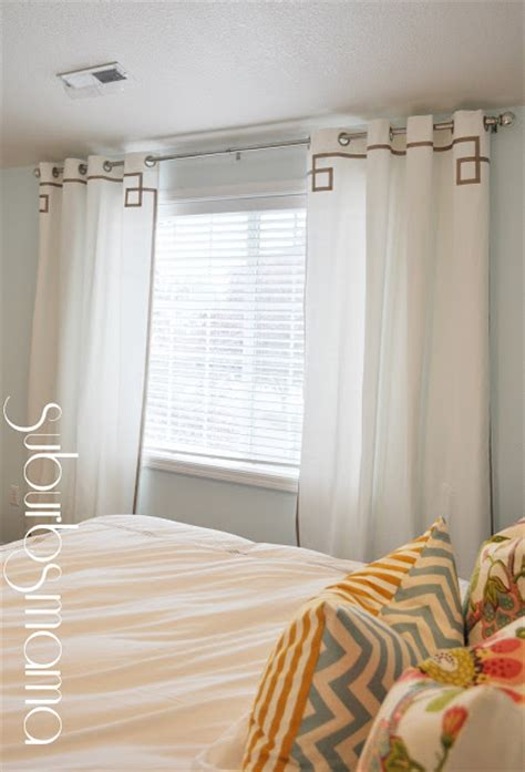 master bedroom drapes suburbs mama master bedroom curtains