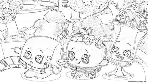 coloring book ep shopkins season 2 episode 3 coloring pages printable