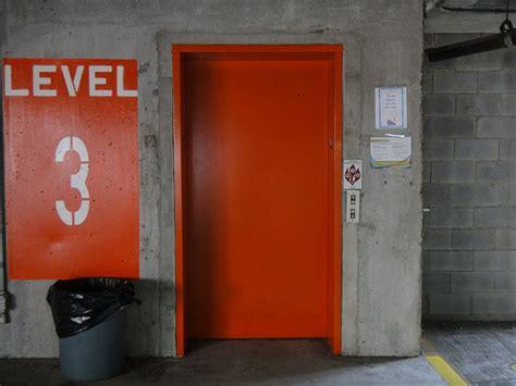 Market Parking Garage by Market Parking Garage Elevator Level3 Flickr Photo