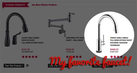 Does Delta Pay For Mba by Home Who Knew Faucet Shopping Can Be So Inspiring