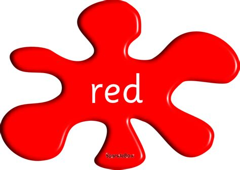 red is the color of the day children s song red colors splash colours learningenglish esl