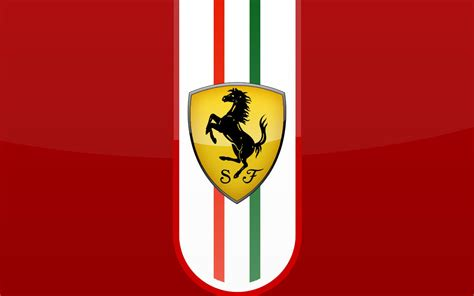 ferrari logo ferrari logo wallpapers wallpaper cave