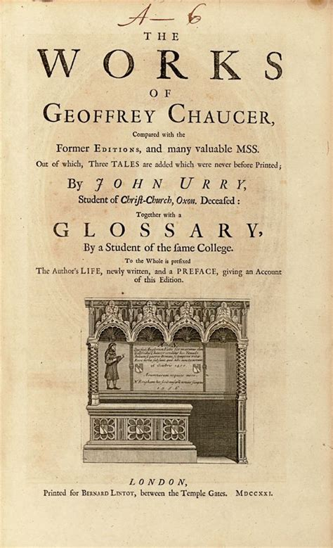 the complete works of geoffrey chaucer edited from numerous manuscripts by walter w skeat classic reprint books chaucer geoffrey 1340 1400 the works of geoffrey