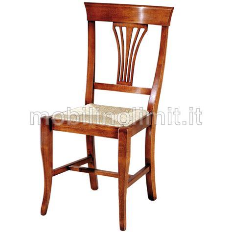 sedie con seduta in paglia sedia grezza arpa con seduta in paglia