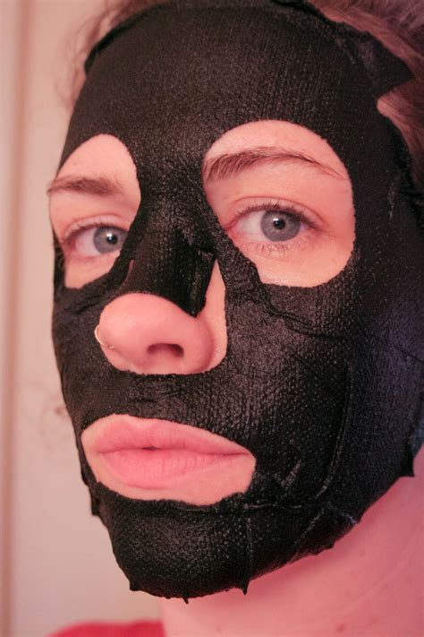 Masker Charcoal 3 unique affordable sheet masks you need to try