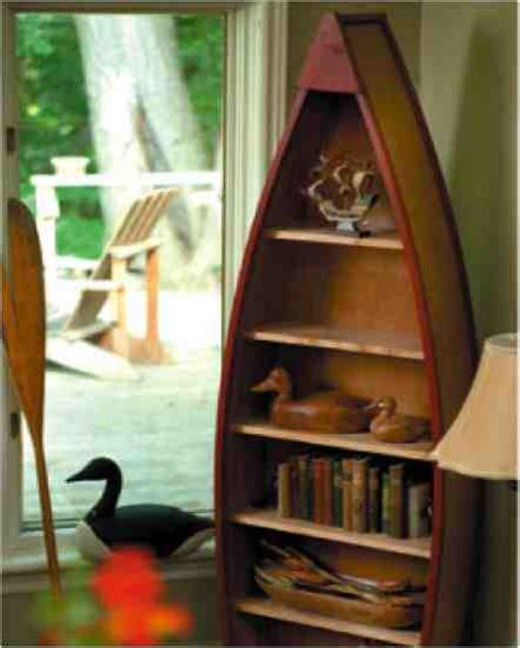how to make a boat book shelf do it yourself ideas