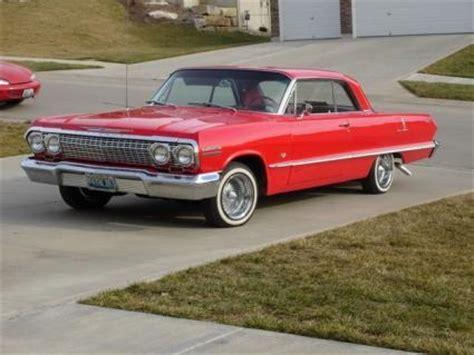 1963 chevrolet impala user reviews cargurus