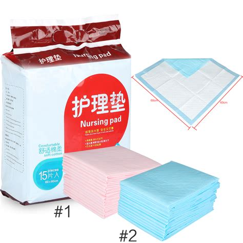 adult bed pads super absorbent washable reusable incontinent underpad