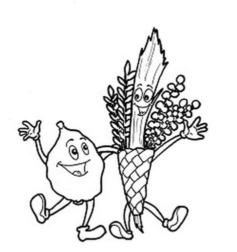 Sukkah Coloring Pages free coloring pages of sukkah