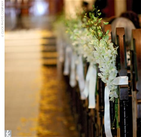 pew decorations for wedding wedding pew decoration ideas decoration