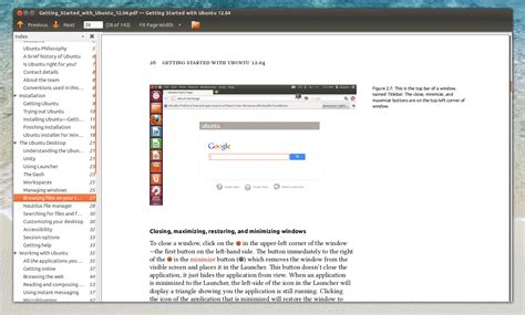 manual for ubuntu download getting started with ubuntu 12 04 pdf manual