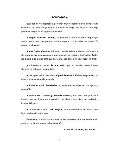 ejemplos de dedicatorias de tesis ejemplos de dedicatorias de tesis