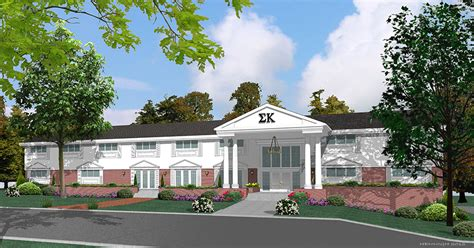 Builders Update sigma kappa 908 curtis ave architectural elevation