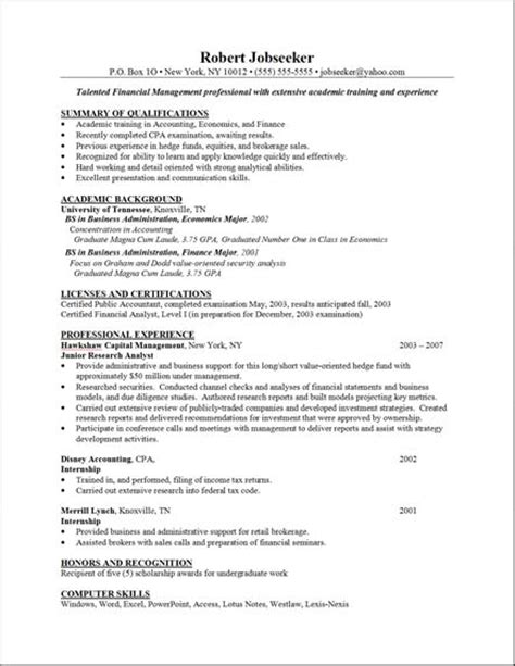 network administrator resume objective