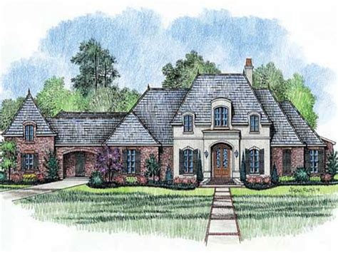 french country home plans one story french country house plans one story french country house