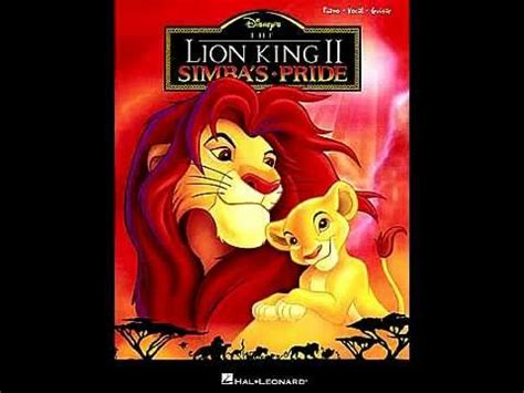 film lion king youtube movie review the lion king 2 simba s pride youtube