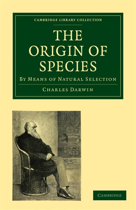 the genetical theory of selection classic reprint books the origin of species charles darwin nhbs book shop