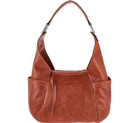 Anoushka Leather Wrap Hobo by Aimee Kestenberg Vintage Leather Entry Hobo Laredo