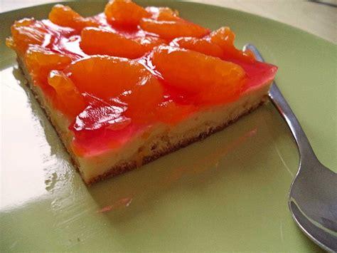 zitronen quark kuchen zitronen mandarinen quark kuchen rezept mit bild