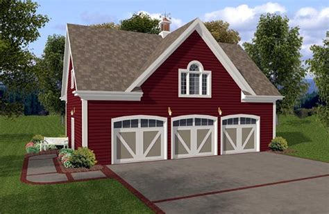 Country Garage Plans by Garage Plan 93472 At Familyhomeplans