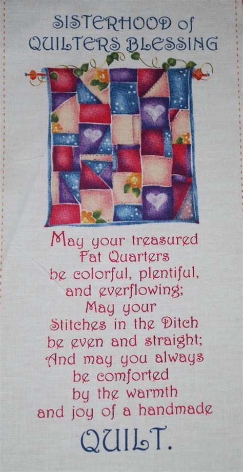 Quote Quilt by Quotes About Quilts Quotesgram
