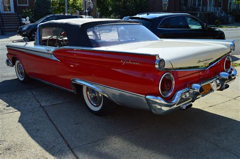 1959 Ford Fairlane by 1959 Ford Galaxie Fairlane 500 Convertible V By Brooklyn47