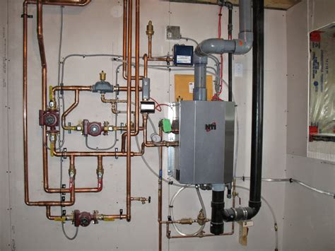 house boiler systems boilers quot residential and small commercial quot new home new hydronic heating system
