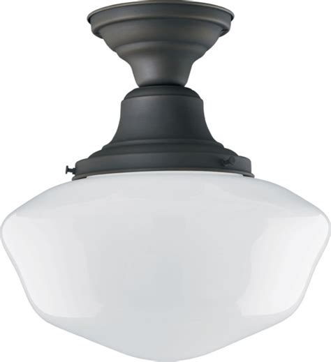 jefferson classic flush ceiling fixture traditional