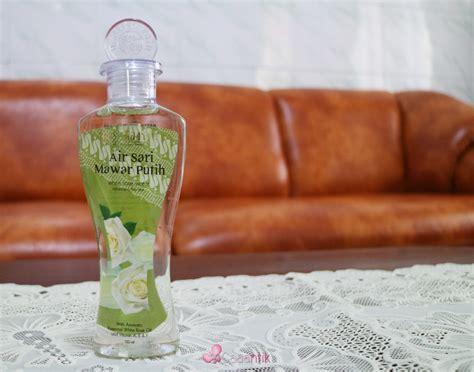 Harga Mustika Ratu Penyegar segarkan wajah dengan air sari mawar putih mustika ratu
